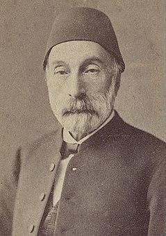Saffet Pasha Ottoman Grand Vizier