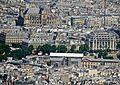 Saint-Eustache and La Samaritaine from the Tour Montparnasse 2, Paris May 2014.jpg