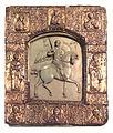 Saint Demetrius ivory (Byzantine, 13-14th c., Moscow Kremlin) by shakko 01.jpg