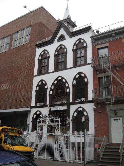 Saint Isidoro and Saint Leandro Church, Lower East Side, New York