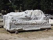 Salona - ancient tomb