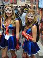 San Diego Comic-Con 2011 - 2 Captain America girls (5977352804).jpg