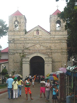 Liloan, Cebu - The San Fernando Rey Parish Church