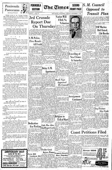 File:San Mateo Times November 7, 1961 page 14.pdf