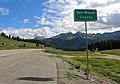 San Miguel County sign at Lizard Head Pass.JPG