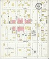 Sanborn Fire Insurance Map from Beebe, White County, Arkansas. LOC sanborn00200 002-1.jpg
