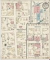 Sanborn Fire Insurance Map from Muncie, Delaware County, Indiana. LOC sanborn02433 001-1.jpg