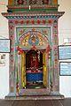 Sanctum Doorway - Hanseswari Mandir - Bansberia Royal Estate - Hooghly - 2013-05-19 7609.JPG
