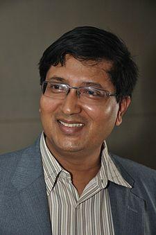 Sandip Kumar Chakrabarti - Kolkato 2011-09-24 5687.JPG
