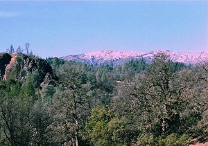 Mendocino National Forest - Sanhedrin Mountains of Mendocino National Forest