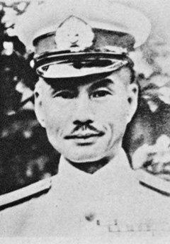 Sanji Iwabuchi Imperial Japanese Navy admiral