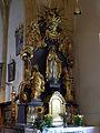 Sankt Johann am Tauern - Pfarrkirche hl Johannes der Täufer - Seitenaltar rechts.jpg