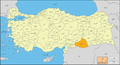 Sanliurfa-Provinces of Turkey-Urdu.png