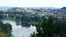 Sanok view from trepcza hill 2008.JPG