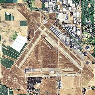 Santa Maria Public Airport - 2006 USGS Photo