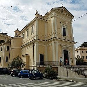 Santa Teresa in Panfilo (Rome) äußeres.jpg