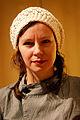 Sara Stridsberg, vinnare av Nordiska radets litteraturpris 2007 pa seminariet, forfattaren i boken, pa bokmassan i Goteborg 2007-09-29 (4).jpg