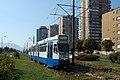 Sarajevo Tram-816 Line-3 2011-10-04 (2).jpg