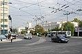 Sarajevo Tram Intersection-Skenderija 2011-09-24.jpg