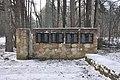 Sarkanās armijas brāļu kapi pie mājām Pumpuri (80 karavīri) WWII, Rembates pagasts, Ķeguma novads, Latvia - panoramio (3).jpg