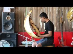 Berkas:Sasando player from Kupang, East Nusa Tenggara.webm