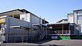 Sashiogi Station temporary structure 20140315.JPG