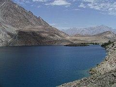 foto de Satpara Lake Wikipedia the free encyclopedia