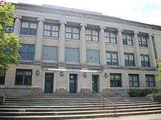 Buffalo Public Schools - Image: School 8Buffalo