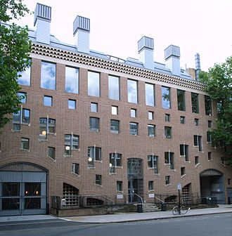 University College London - The UCL School of Slavonic and East European Studies building, which was opened in 2005