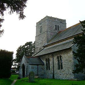Scopwick - Image: Scopwick Church