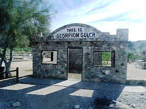 scorpion gulch wikipedia