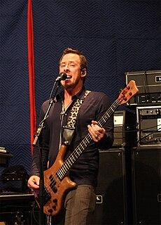 Scott Shriner American musician