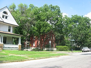 West LaSalle Avenue Historic District United States historic place