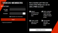 Screen of Xvideos login page.PNG