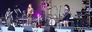 Scritti Politti - Performing in 2006