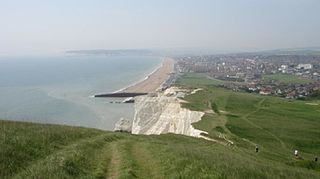Seaford, East Sussex Human settlement in England