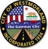 Official seal of City of Westmorland