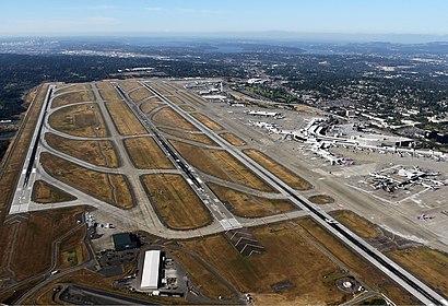 Cómo llegar a Seattle-Tacoma International Airport en transporte público - Sobre el lugar