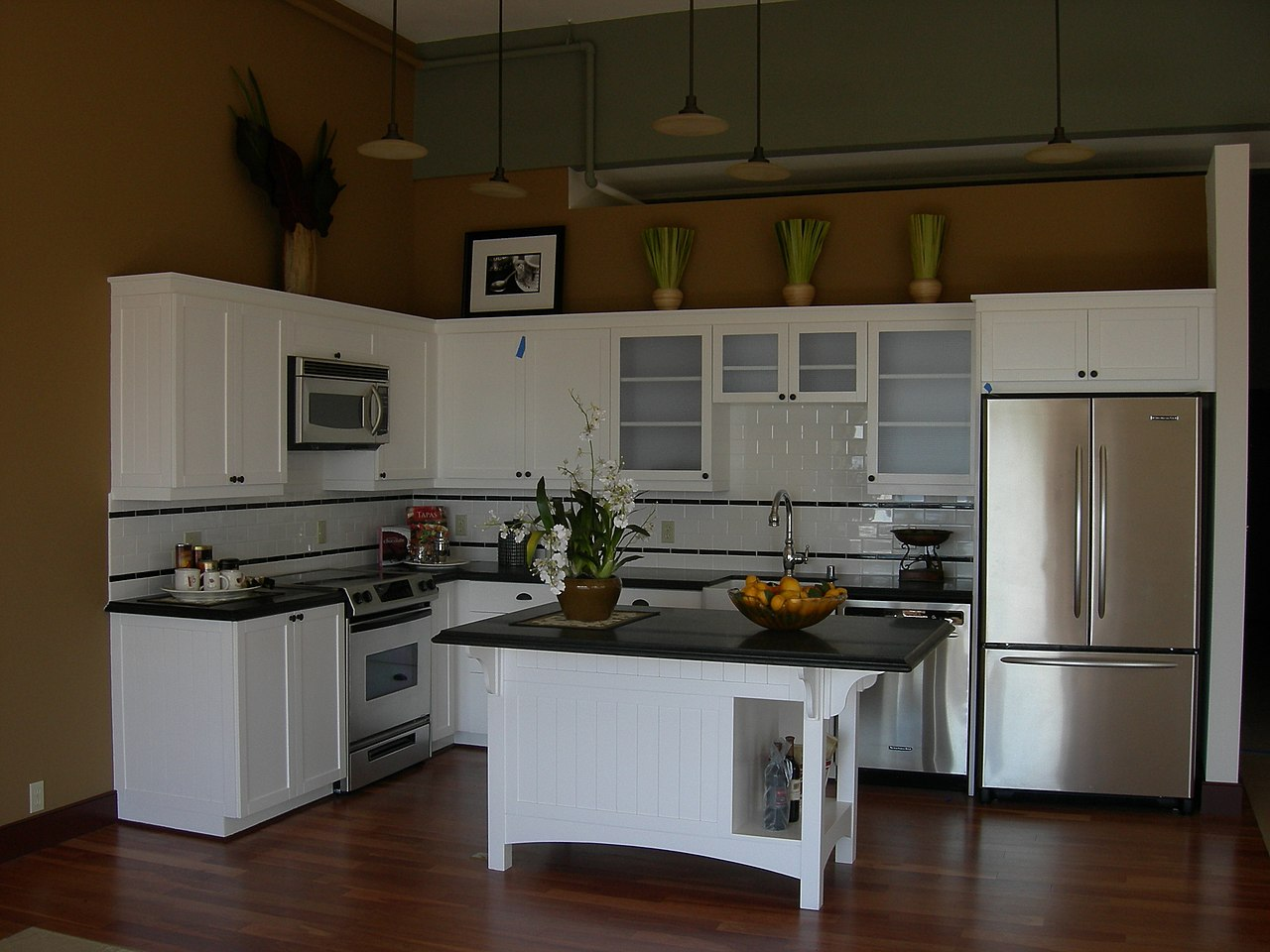 Kitchens White Cabinets Paint Colors