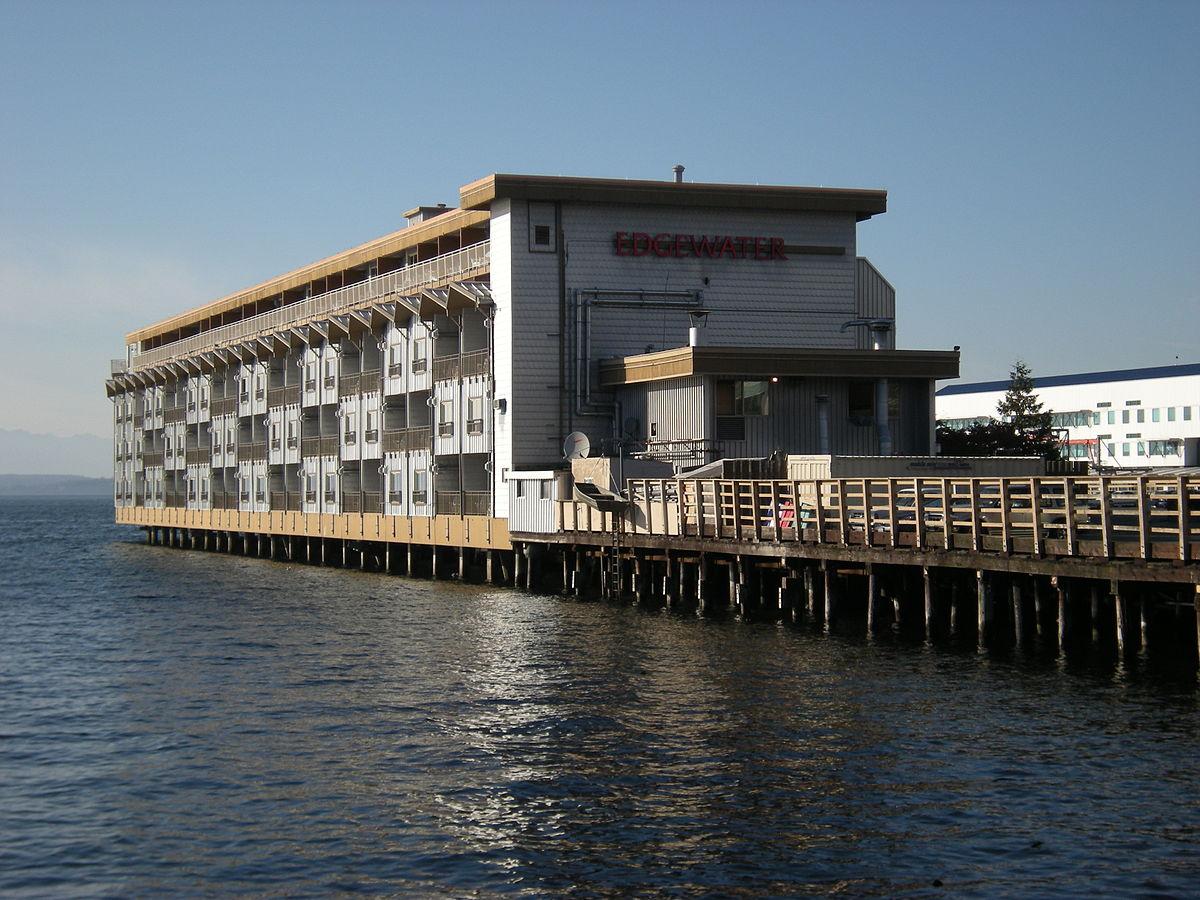 The Edgewater Beach Hotel