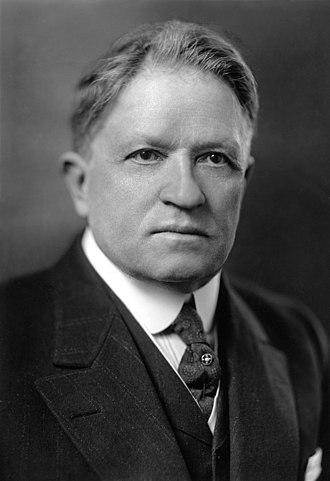 Samuel H. Piles - Image: Seattle politician Samuel H. Piles, circa 1910