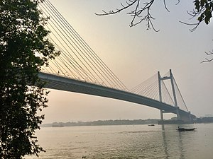 Vidyasagar Setu - Second Hooghly Bridge
