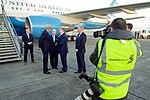 Secretary Kerry Thanks Local Officials After Arriving at Shannon International Airport (30570750921).jpg
