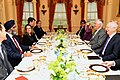Secretary Tillerson Hosts Working Dinner for Foreign and Defense Ministers of Canada (34684400315).jpg