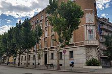 Sede del Consorzio di Bonifica della Capitanata a Foggia, in Corso Roma