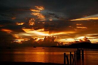 Seisia, Queensland - Sunset at Seisia