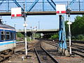 Semaphone signals at Lincoln Central railway station 01.jpg