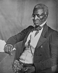 1856 From A Daguerreotype Attributed To Augustus Washington