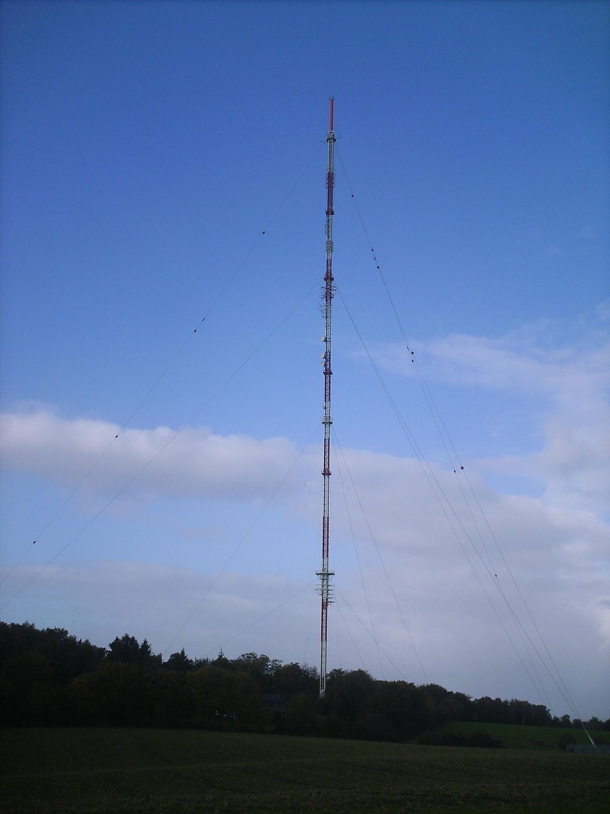Langenberg transmission tower - Wikipedia