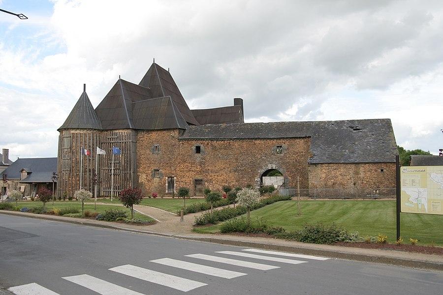Château de Senonnes.